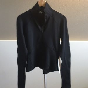Lululemon Always Alert 1/2 zip jacket
